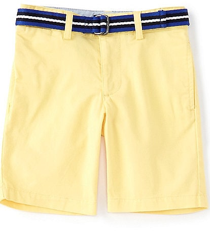 Polo Ralph Lauren Little Boys 2T-7 Belted Slim-Fit Chino Shorts
