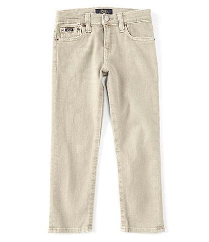 Polo Ralph Lauren Little Boys 2T-7 Cohen Slim-Fit Stretch Jeans