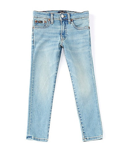 Polo Ralph Lauren Little Boys 2T-7 Eldridge Skinny Stretch Jeans