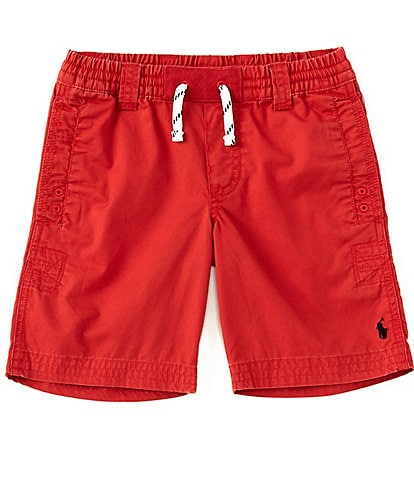 Polo Ralph Lauren Little Boys 2T-7 Parachute Twill Shorts