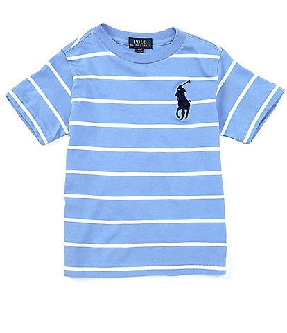 Polo Ralph Lauren Little Boys 2T-7 Short-Sleeve Bold Stripe Tee