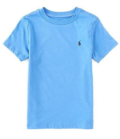 Polo Ralph Lauren Little Boys 2T-7 Short-Sleeve Essential Tee