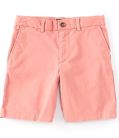 Polo Ralph Lauren Little Boys 2T-7 Stretch Chino Flat-Front Shorts