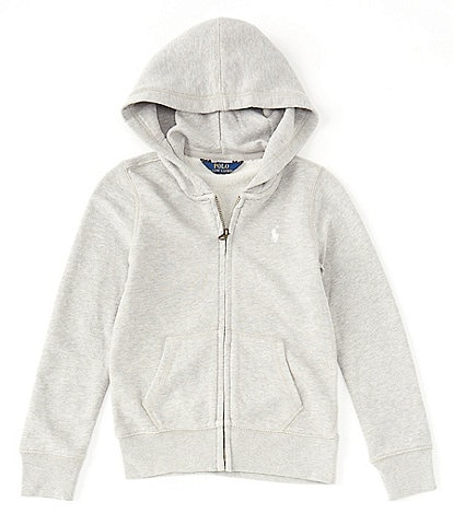 Polo Ralph Lauren Little Girls 2T-6X French Terry Hoodie
