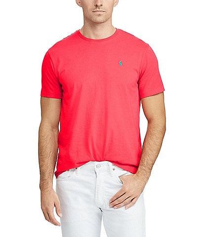 Polo Ralph Lauren Standard-Fit Short-Sleeve Crewneck Tee