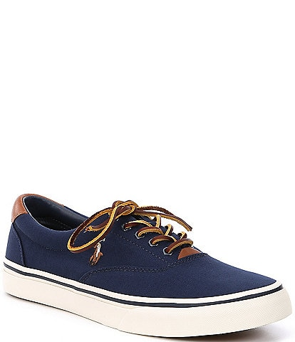 Polo Ralph Lauren Men's Thorton Canvas Sneaker
