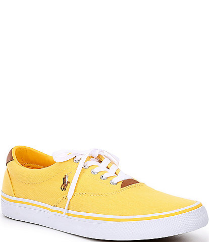 Polo Ralph Lauren Men's Thorton Twill Sneakers