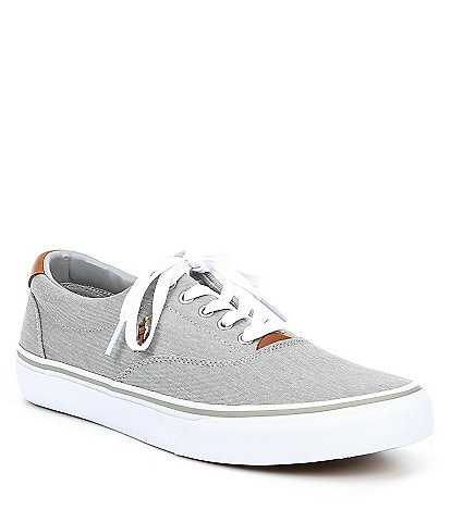 Polo Ralph Lauren Men's Thorton Washed Twill Sneaker