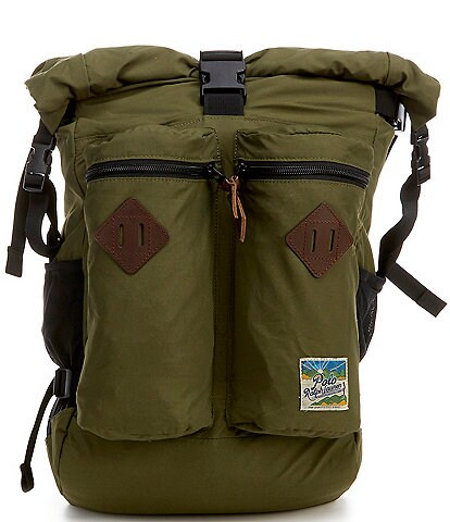 Polo Ralph Lauren Mountain Roll-Top Backpack