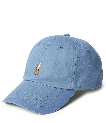 Polo Ralph Lauren Multi Color Pony Chino Cap