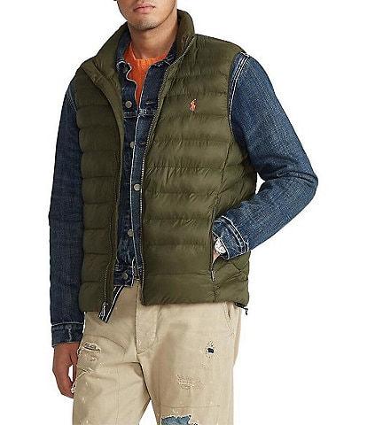 Polo Ralph Lauren Packable Quilted Vest
