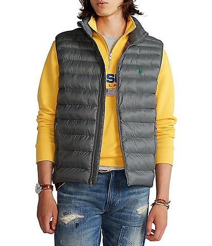 Polo Ralph Lauren Packable Quilted Vest