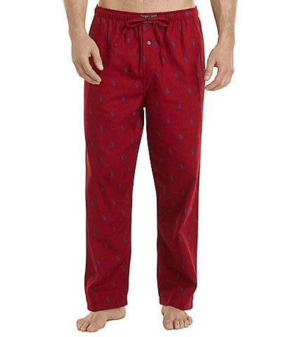 Polo Ralph Lauren Polo Player Flannel Pajama Pants