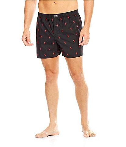 Polo Ralph Lauren Polo Player Woven Boxers