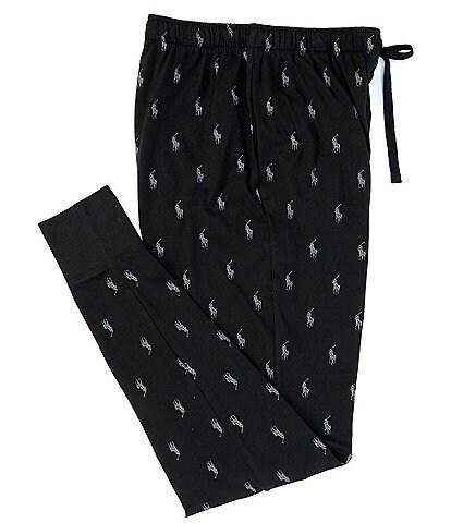 Polo Ralph Lauren Pony Print Jogger Pajama Pants