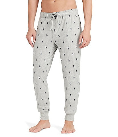 Polo Ralph Lauren Pony Print Jogger Lounge Pants