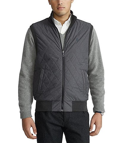 Polo Ralph Lauren Reversible Hybrid Full-Zip Vest