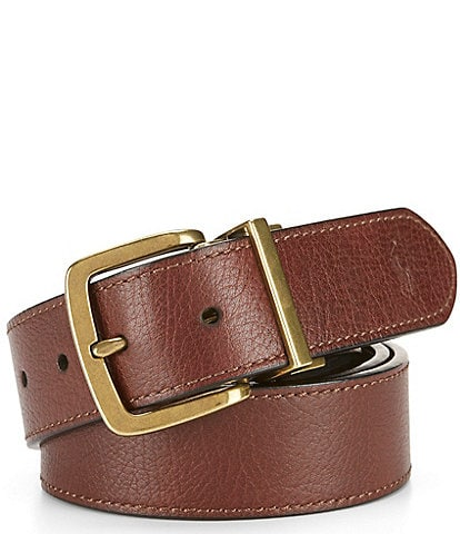 Polo Ralph Lauren Reversible Leather Belt 695de0140a3a