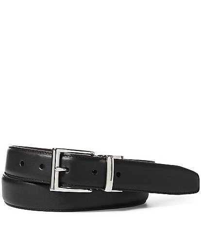 Polo Ralph Lauren #double;Saddle#double; Reversible Leather Belt