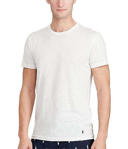 Polo Ralph Lauren Short Sleeve Crewneck Solid T-Shirt