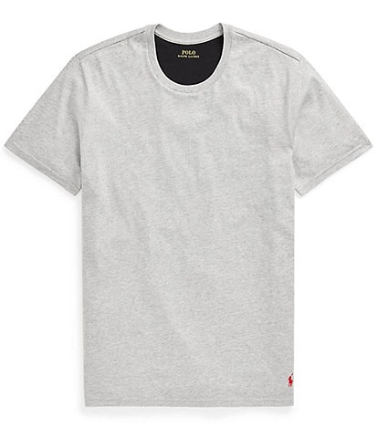Polo Ralph Lauren Short-Sleeve Crewneck Supreme Comfort Sleep Shirt