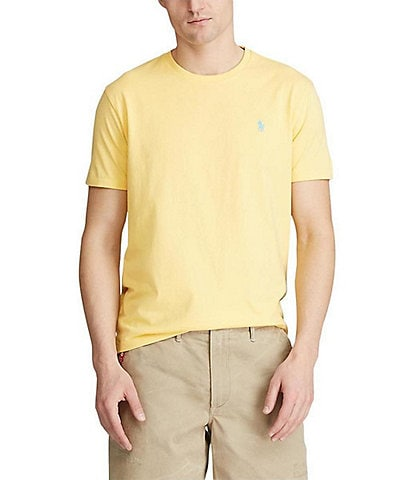 Polo Ralph Lauren Classic-Fit Jersey Short-Sleeve Tee