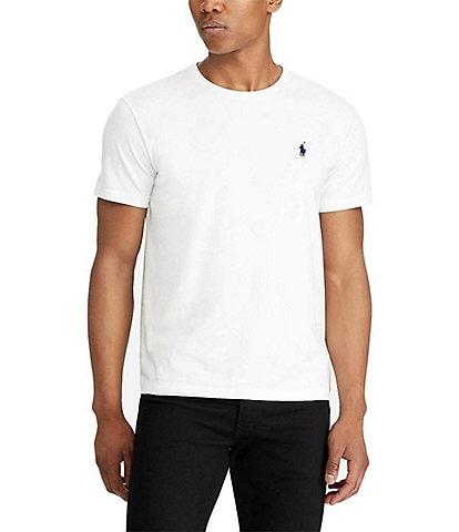 Polo Ralph Lauren Signature Standard-Fit Short-Sleeve Crew Neck Tee