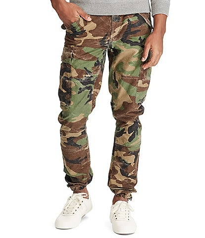 Polo Ralph Lauren Slim-Fit Camo Cargo Pants
