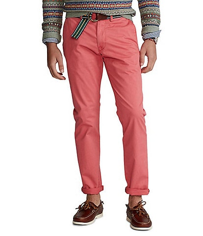 Polo Ralph Lauren Slim-Fit Stretch Twill Chino Pants