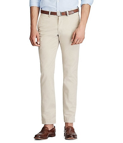 Polo Ralph Lauren Slim-Fit Stretch Chino Pants