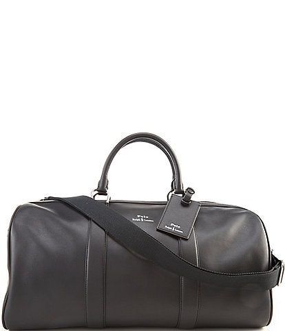 Polo Ralph Lauren Smooth Leather Duffel