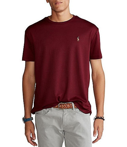 Polo Ralph Lauren Soft-Touch Short-Sleeve Tee