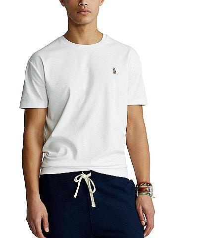 Polo Ralph Lauren Soft-Touch Short-Sleeve Tee