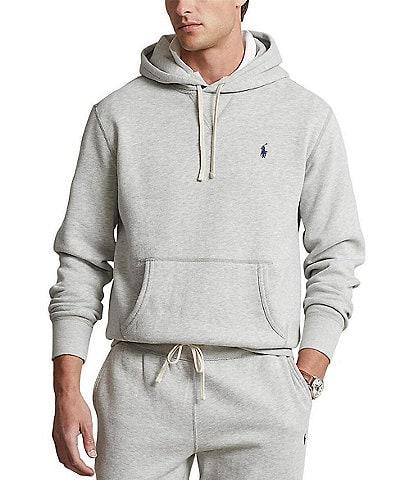 Polo Ralph Lauren Solid Long-Sleeve Fleece Hoodie