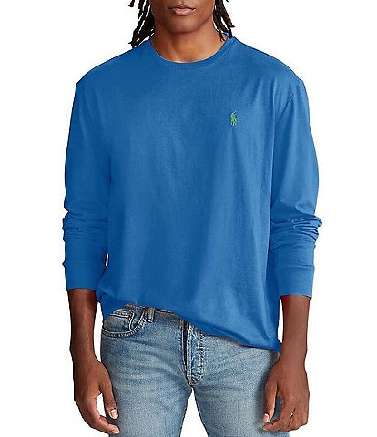 Polo Ralph Lauren Active-Fit Long-Sleeve Tee
