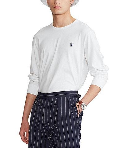 Polo Ralph Lauren Standard-Fit Long-Sleeve Tee