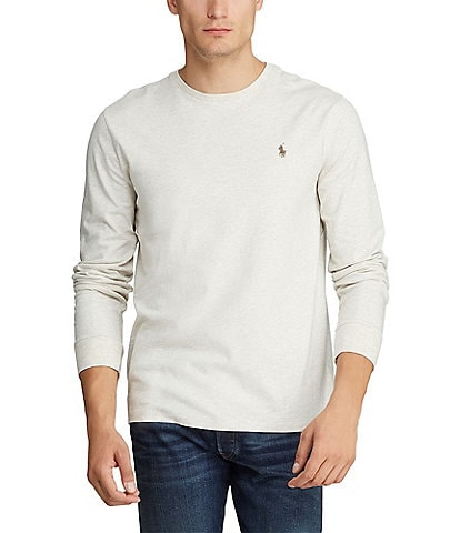Polo Ralph Lauren Standard-Fit Long-Sleeve Tee