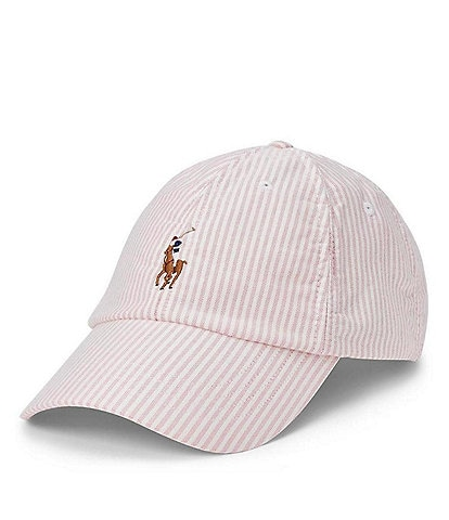 Polo Ralph Lauren Striped Oxford Cap