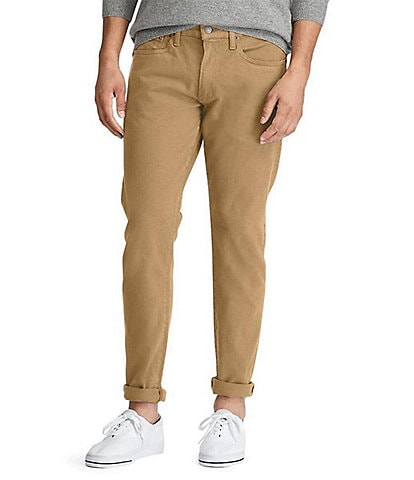 Polo Ralph Lauren Sullivan Slim-Fit Hudson Stone Stretch Jeans