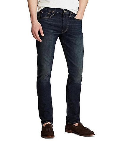 Polo Ralph Lauren Sullivan Slim-Fit Stretch Recycled Materials Jeans
