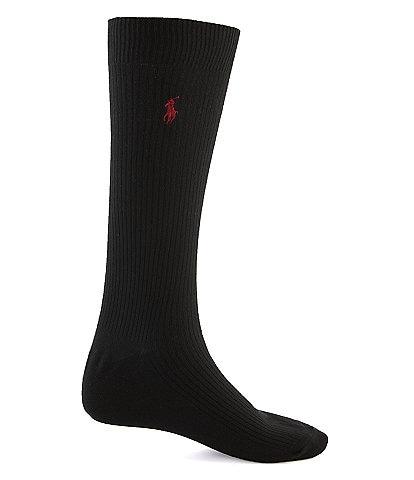 Polo Ralph Lauren Super Soft Ribbed Dress Socks