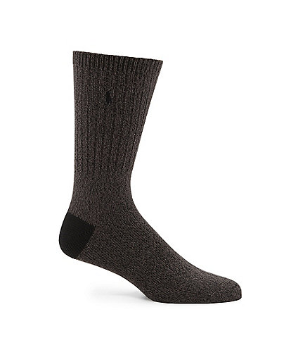 Polo Ralph Lauren Supersoft Ragg Crew Socks 3-Pack
