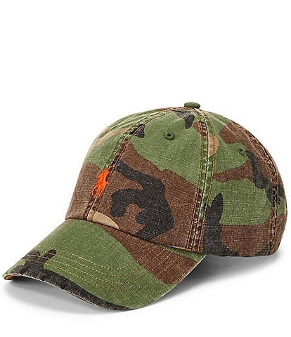 Polo Ralph Lauren Surplus Camo Chino Cap