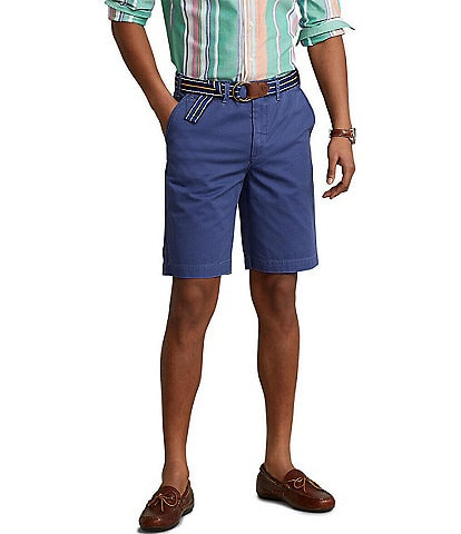 Polo Ralph Lauren Surplus Relaxed-Fit Oxford 10#double; Inseam Shorts