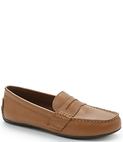 Polo Ralph Lauren Boys' Telly Penny Loafers Youth