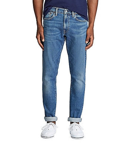 Polo Ralph Lauren Varick Slim-Straight Creston Stretch Jeans