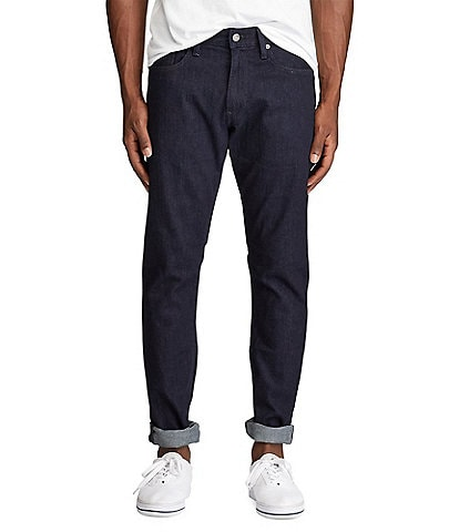 Polo Ralph Lauren Varick Slim-Straight Miller Rinse Denim Jeans