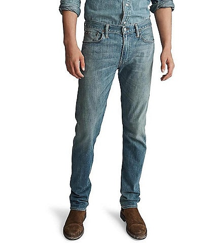 Polo Ralph Lauren Varick Slim-Straight Stretch Jeans