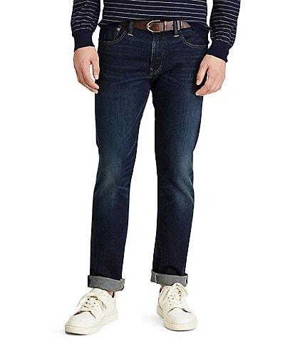Polo Ralph Lauren Varick Slim-Straight Stretch Jeans