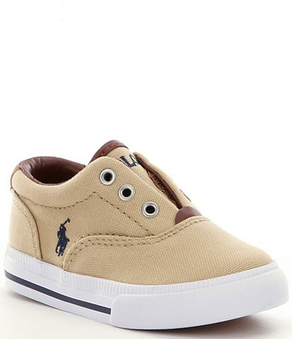 Polo Ralph Lauren Boys' Vito Canvas Shoes